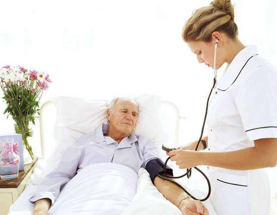 Пансионат для больных, перенесших инсульт