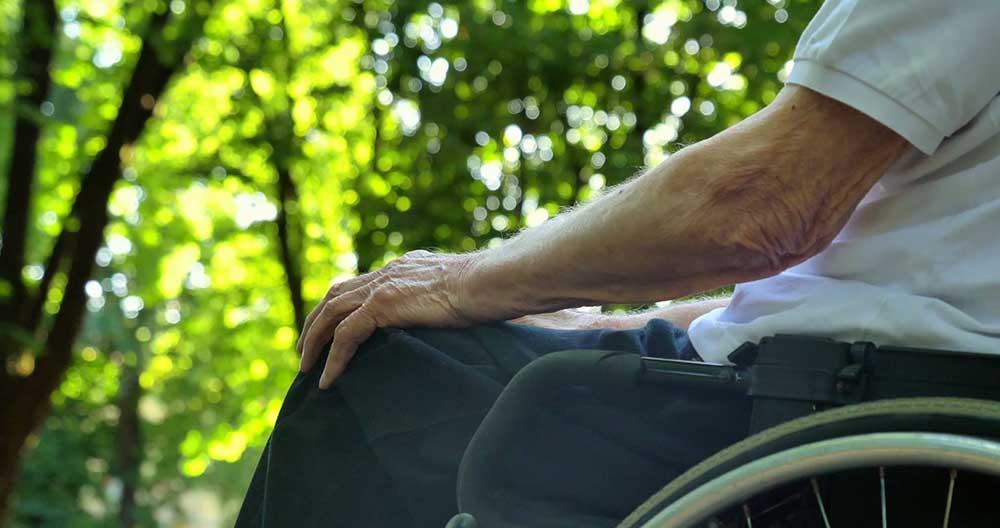 Частный пансионат для инвалидов